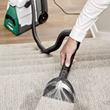 Carpet and Upholstery Extractors